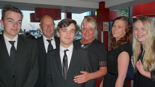 The Horlock Family